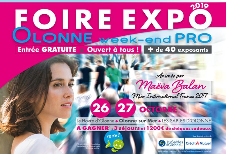 Foire Expo Olonne Week-end Pro