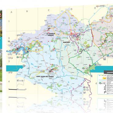 Plan Vallée du Jaunay